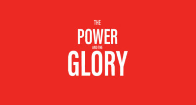 The Power And The Glory by David Sedgwick book Review logo