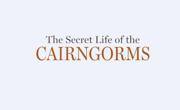 The Secret Life of the Cairngorms Andy Howard Book Review main logo