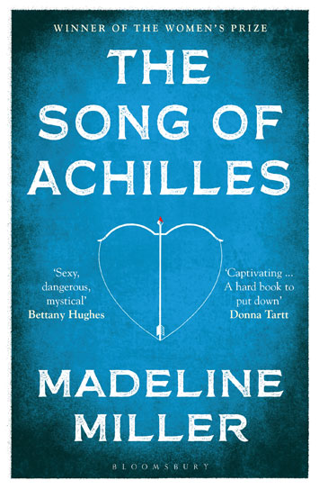 The Song of Achilles by Madeline Miller book Review cover