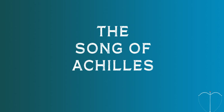The Song of Achilles by Madeline Miller book Review logo