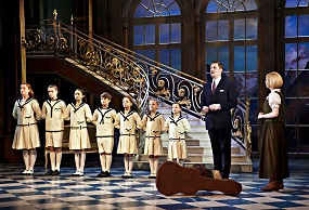 The Sound of Music - Steven Houghton as Captain Von TrappDanielle Hope as Maria