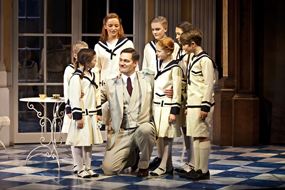 The Sound of Music theatre leeds