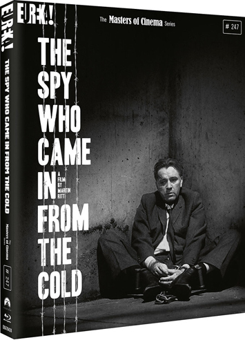 The Spy Who Came in from the Cold Film Review cover