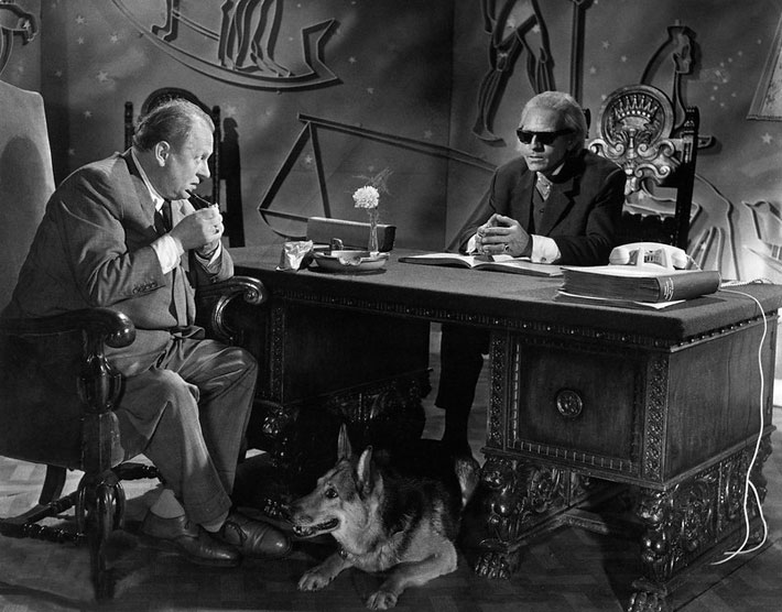 The Thousand Eyes of Dr Mabuse Film Review bluray