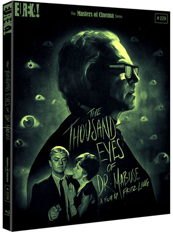 The Thousand Eyes of Dr Mabuse Film Review cover