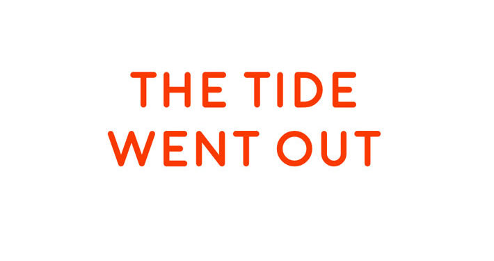 The Tide Went Out by Charles Eric Maine Book Review logo main