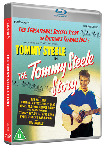 The Tommy Steele Story Film Review cover