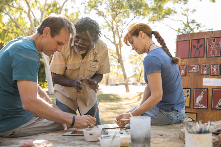 The Top End of Travel Destinations Northern Territory culture
