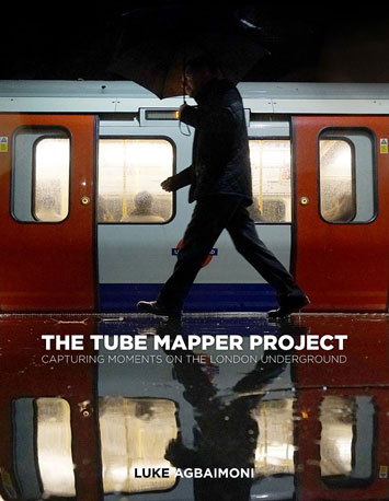 The Tube Mapper Project Luke Agbaimoni book review cover