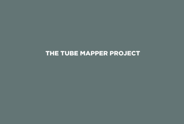 The Tube Mapper Project Luke Agbaimoni book review main logo