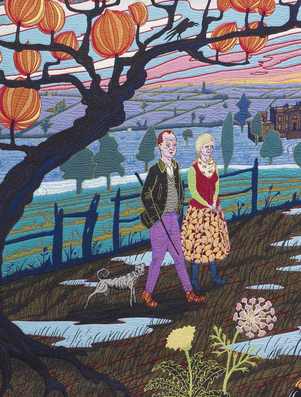 grayson perry temple newsam leeds