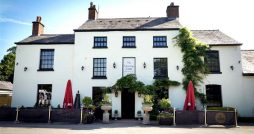 The Vicarage holmes chapel hotel review exterior