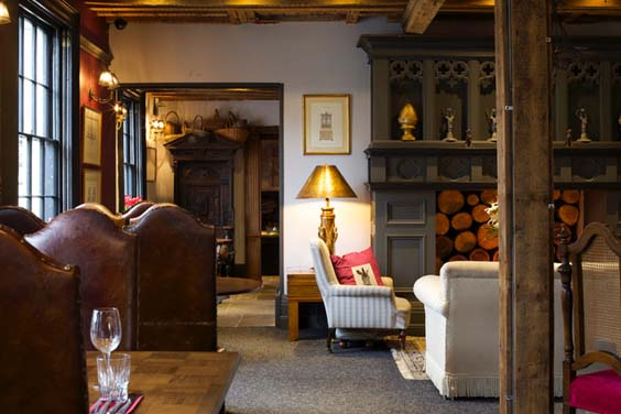 The Vicarage holmes chapel hotel review study