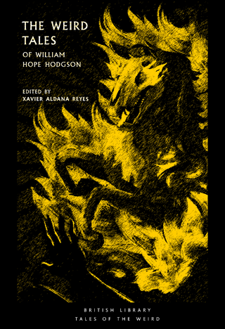 The Weird Tales of William Hope Hodgson Book Review cover