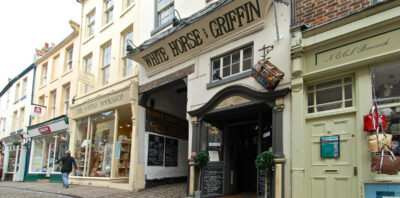 The White Horse & Griffin Hotel & Restaurant, Whitby – Review main