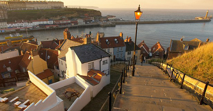 The White Horse & Griffin Hotel & Restaurant, Whitby – Review steps