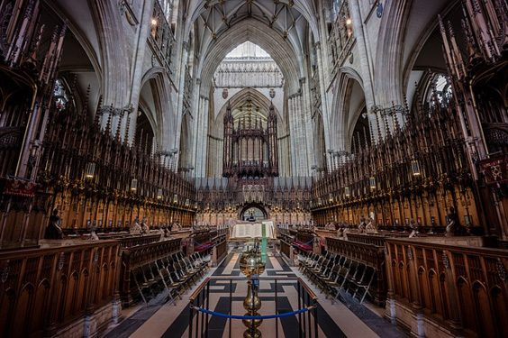 These Are the Most Popular Tourist Attractions in York minster