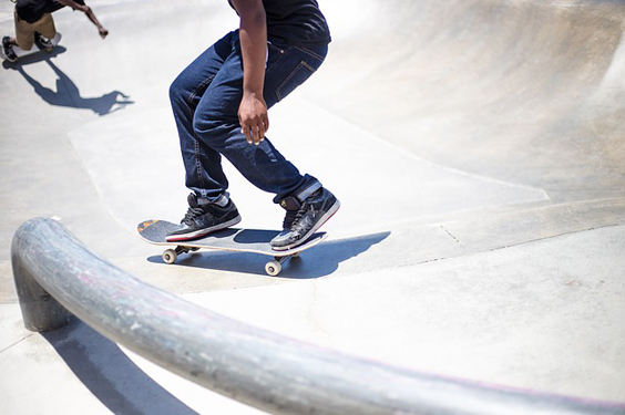 Things to Do Around Yorkshire With Kids This Summer skate park