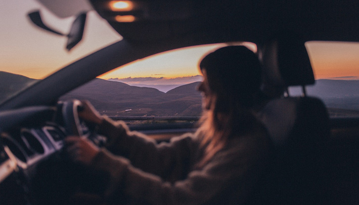 Things to Prepare When Taking a Long Road Trip car