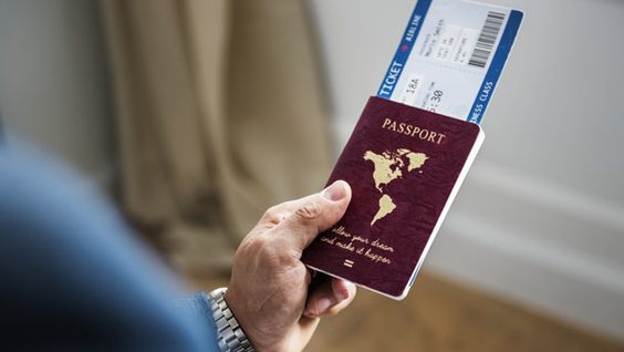Tips For Making Last-Minute Travel Arrangements This Holiday Season passport
