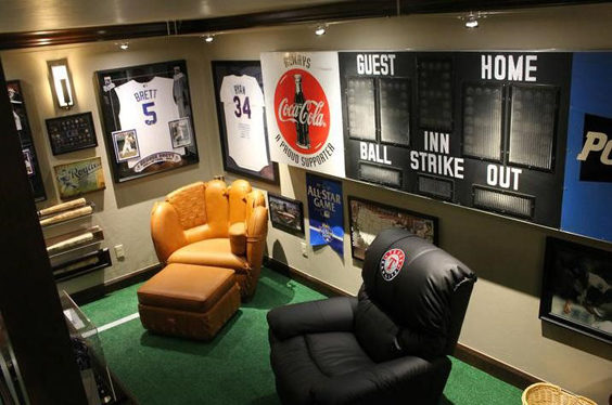 Tips for Creating the Ultimate Luxury Man Cave sofas