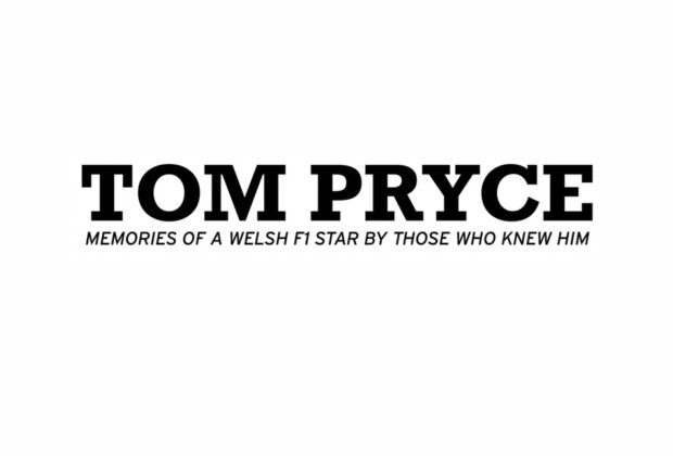 Tom Pryce - Memories of a Welsh F1 Star by Those Who Knew Him by Darren Banks and Kevin Guthrie Review logo