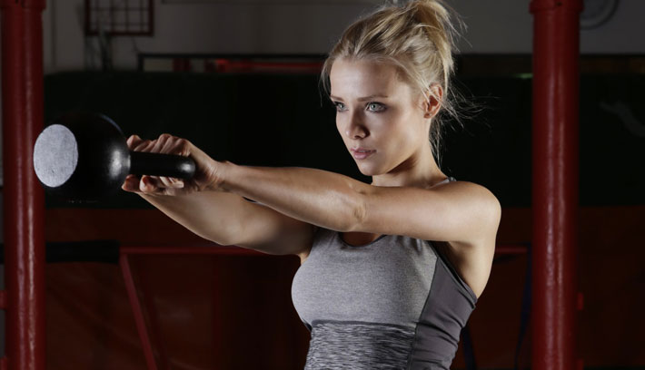 Top 5 Reasons Why Fitness Instructors are Turning to Technology woman