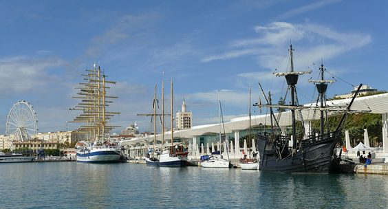 Top Destinations in Europe to Enjoy the Good Weather malaga