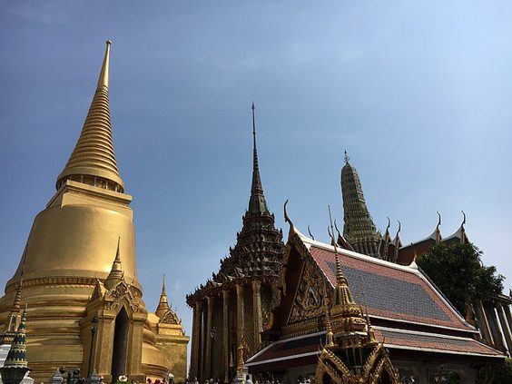 Top Historical Places in Thailand main great palace