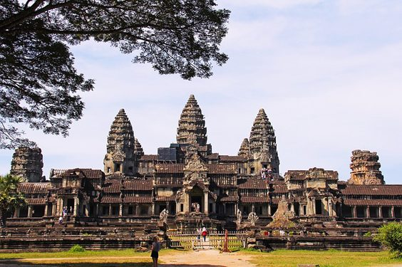 Top Historical Places in Thailand main great palace angkor wat temple