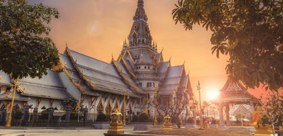 Top Historical Places in Thailand main