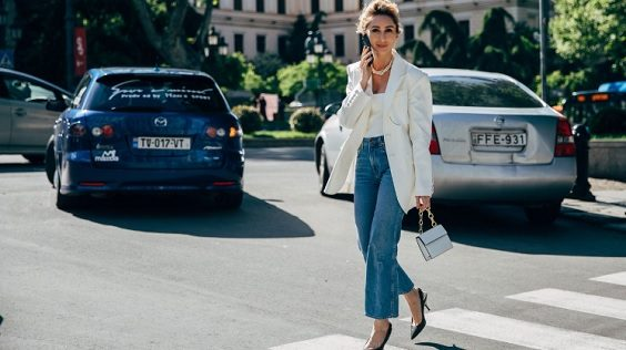 Top Summer Styles for the Office this Year linen suit