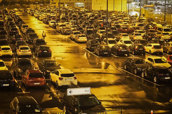 Top Tips for Choosing the Best Airport Parking at Malaga Airport night