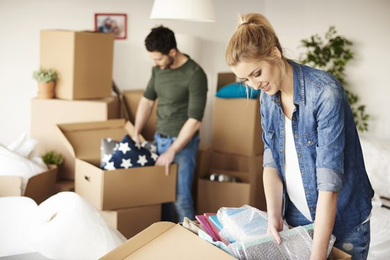 Top Tips for Moving from North to South packing