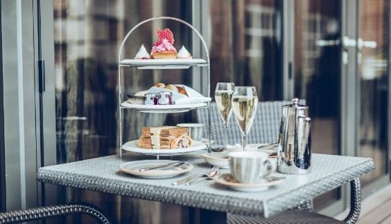 Top Tips for Starting 2019 on the Right Foot afternoon tea