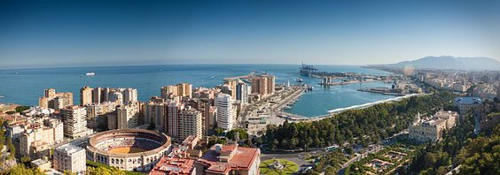 Top five places to stay on the Costa del Sol malaga