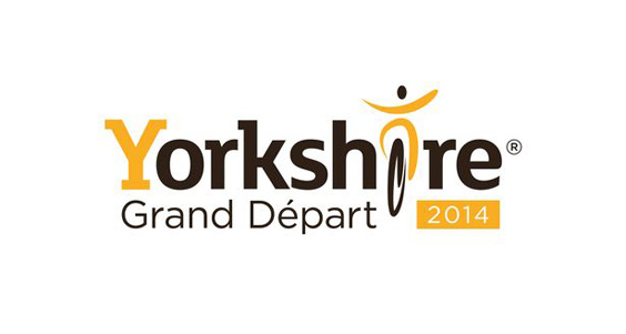 Tour De France Yorkshire Maps Routes Dates logo 2014