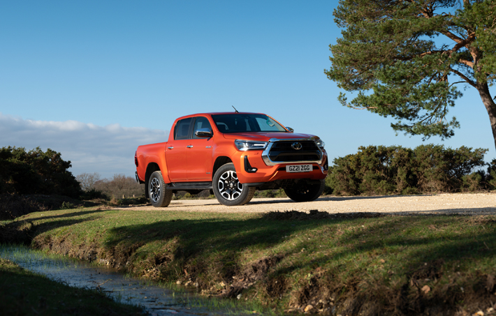 Toyota Hilux Invincible car Review lifestyle