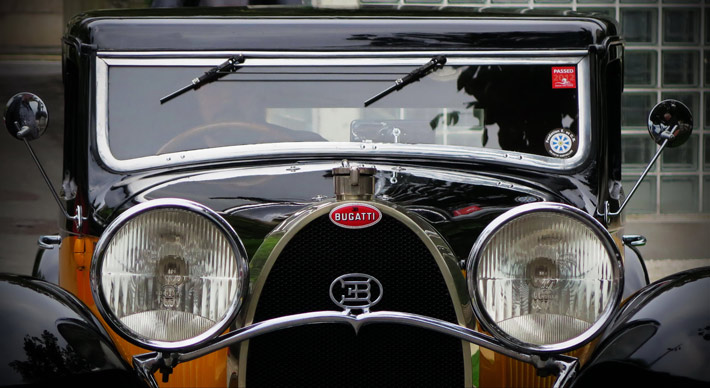 Truth Behind Common Classic Car Myths bugatti