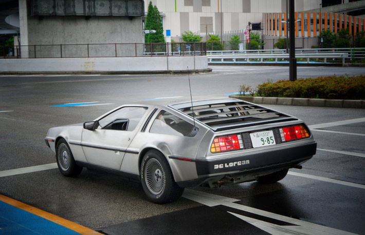 Truth Behind Common Classic Car Myths delorean