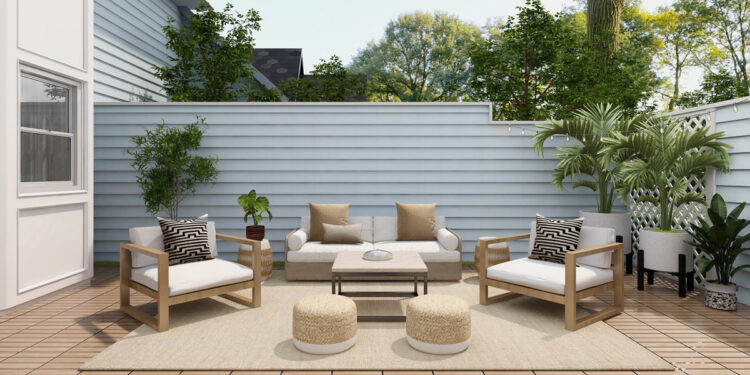 Types of Outdoor Furniture that will Look Mesmerising in your Surroundings main