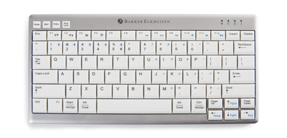 Ultraboard 950 Compact Keyboard product review flat