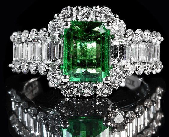Understanding Emeralds Quality Purity and the Cats Eye ring