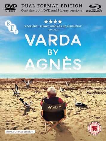Varda by Agnès Film Review cover