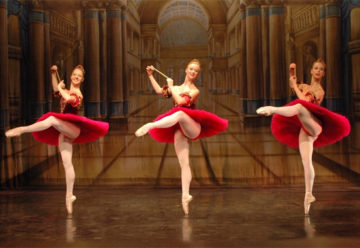 Vienna Festival Ballet The Nutcracker Review York Grand Opera House main