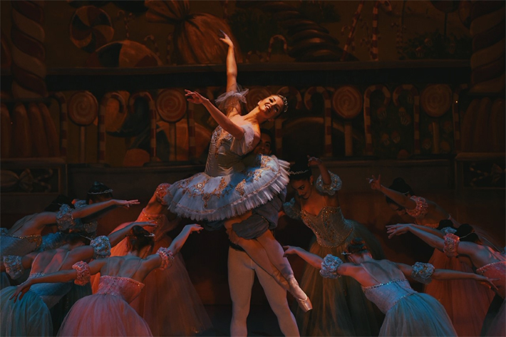 Vienna Festival Ballet The Nutcracker Review York Grand Opera House troupe