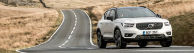 Volvo XC40 Recharge PHEV Hybrid Car Review main