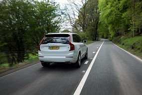 Volvo_XC90_Inscription rear