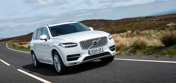 Volvo XC T Car Review Its No Sports Car But Liam Bird - Sports car reviews