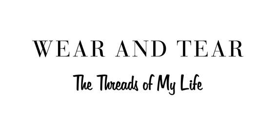 Wear and Tear The Threads of My Life Tracy Tynan book review logo